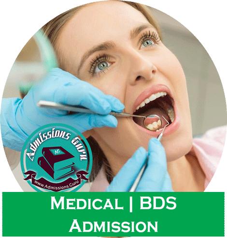Medical-BDS-Admission